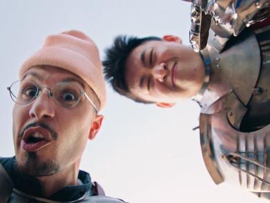 Rapper Bbno$ Rilis Lagu 'Edamame' Kolaborasi Bareng Rich Brian