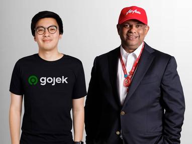 Gojek Siap-Siap Ada di Thailand, Bersama Dengan AirAsia Group