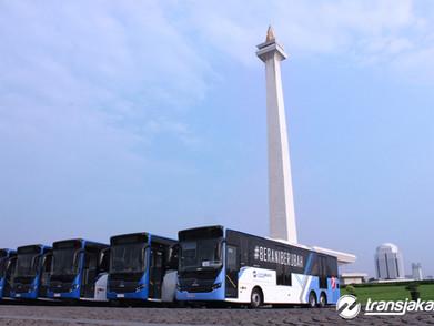 Sekarang, Penumpang Transjakarta Wajib Punya STRP Mulai 12 Juli Nanti!