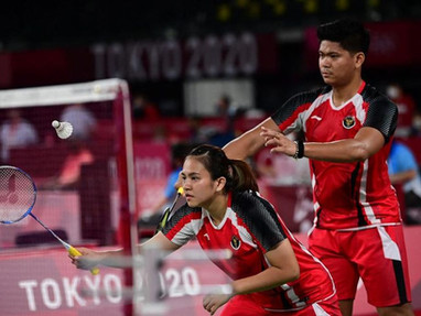 Praveen/Melati Harus Pulang Dari Perempat Final Olimpiade Tokyo 2020
