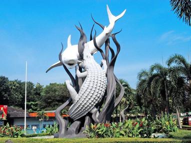 Tour De Makam Keputih, Cara Pemda Surabaya Kasih Sanksi Sosial Ke Pelanggar PPKM