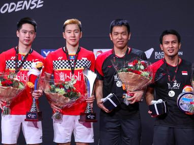 The Minions Gugur, The Daddies Lanjutkan Perjuangan di Semi-Final Ganda Putra