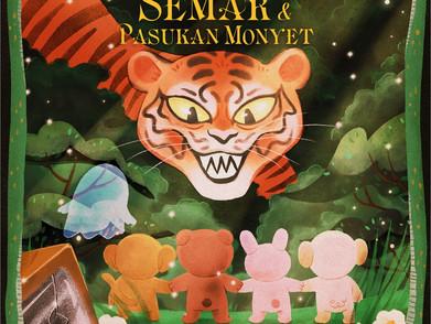 Ardhito Pramono Keluarkan EP 'Semar & Pasukan Monyet Untuk Sambut Hari Anak