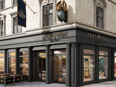 Toko Merchandise Harry Potter Hadir Di New York