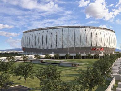Siap-Siap Karena Jakarta Bakalan Punya Stadium Yang Saingi Markas Real Madrid!
