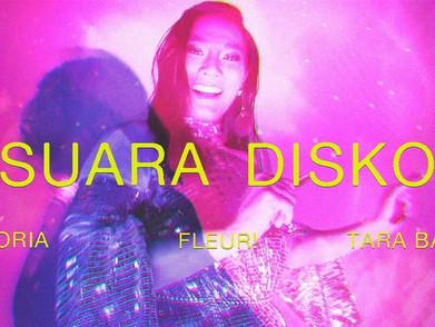 Gaya Retro Tara Basro di MV 'Suara Disko' dari Diskoria
