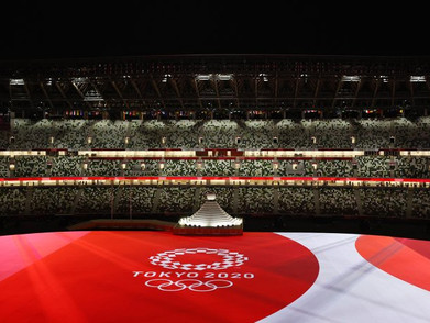 Stasiun TV Korsel Pakai Gambar Gak Pantas Saat Siarkan Pembukaan Olimpiade Tokyo 2020