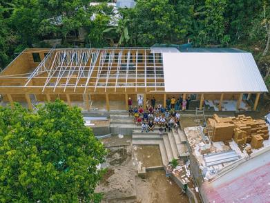 Yuk Intip Sekolah Ramah Lingkungan Di Lombok Yang Terbuat Dari Plastik Daur Ulang!
