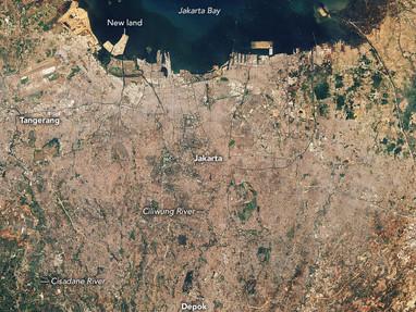 NASA Laporkan Jakarta Terancam Tenggelam Dan Gak Bisa Diselamatkan