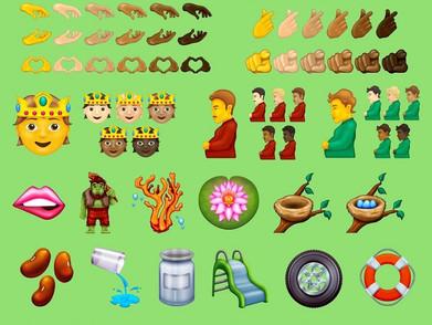 Bakalan Ada Emoji Pria Hamil Di Versi 14.0