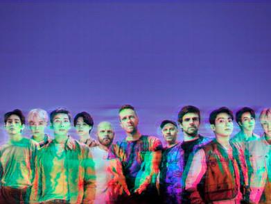 Sah! Coldplay Kolaborasi Bareng BTS Lewat Single 'My Universe'