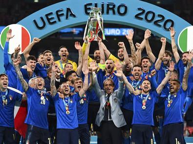 Italia Jadi Juara Piala Eropa 2020, Inggris Gagal Bawa Pulang Trofi Perdananya!