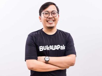 Co-Founder Bukalapak, Achmad Zaky Bakal Jadi Triliuner