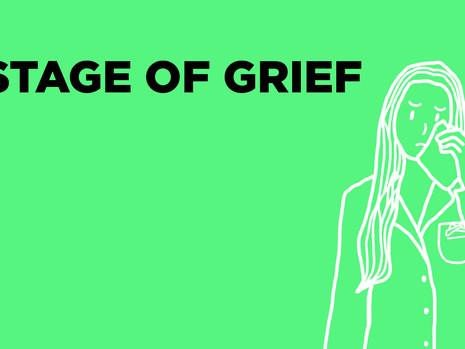 Lagi Bersedih? Belajar Deskripsikan Perasaan Lo Dengan 5 Stage Of Grief!