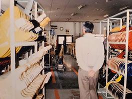 Hoshino Gakki Tama, Factory.jpg