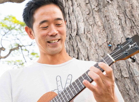 Bruce Shimabukuro's workshop in China. 布鲁斯·岛袋中国巡回研习会.
