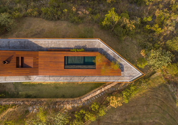 Casa Alpina - TETRO Arquitetos por Augus