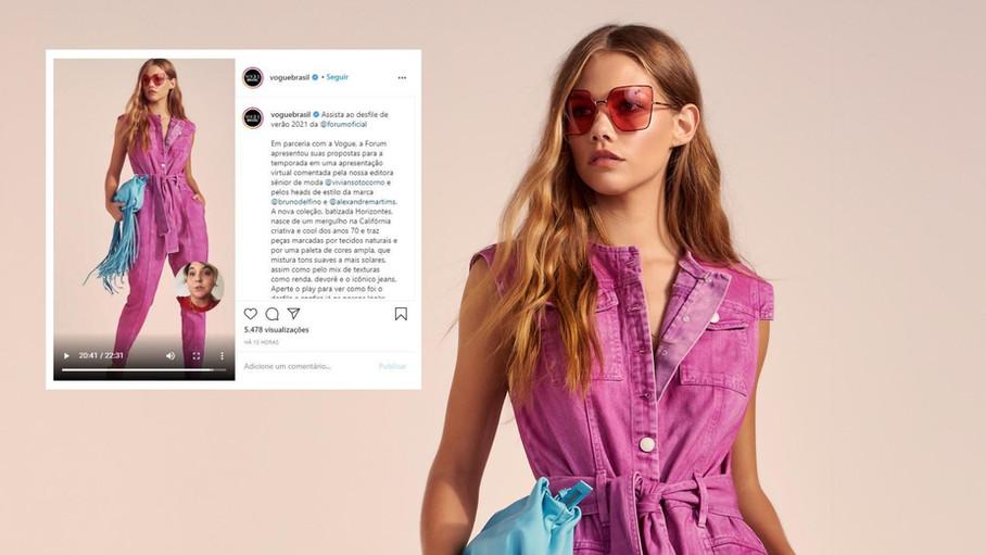 Vogue + Augusto Custodio se unem para trazer soluções de conteúdo para o mercado de Moda & Design