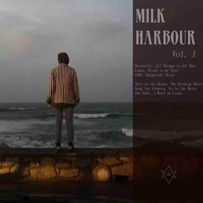 Cover art for Milk Harbour's debut album
