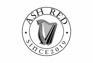 Logo for Cork band Ash Red