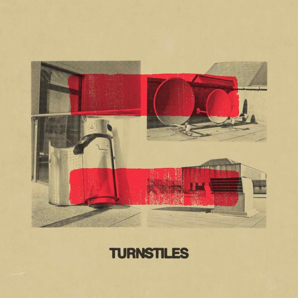 Cover art for the Turnstiles EP