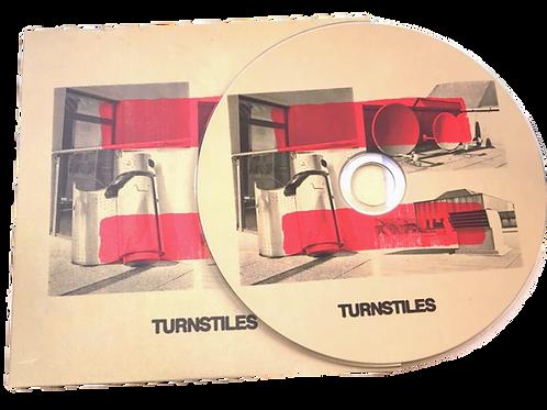 The Turnstiles EP CD