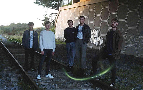 Galway punk band Turnstiles