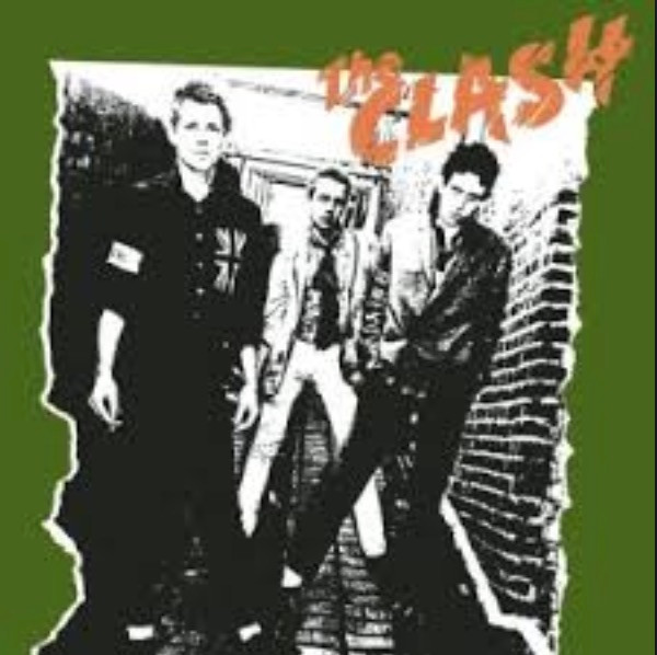 The Clash First Album Cover