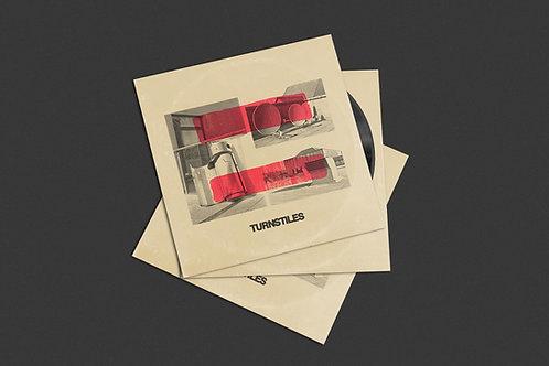 "Turnstiles EP 7"" vinyl"