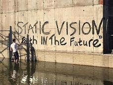 Logo for Limerick band Static Vision