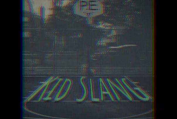Video for Kid Slang track PE