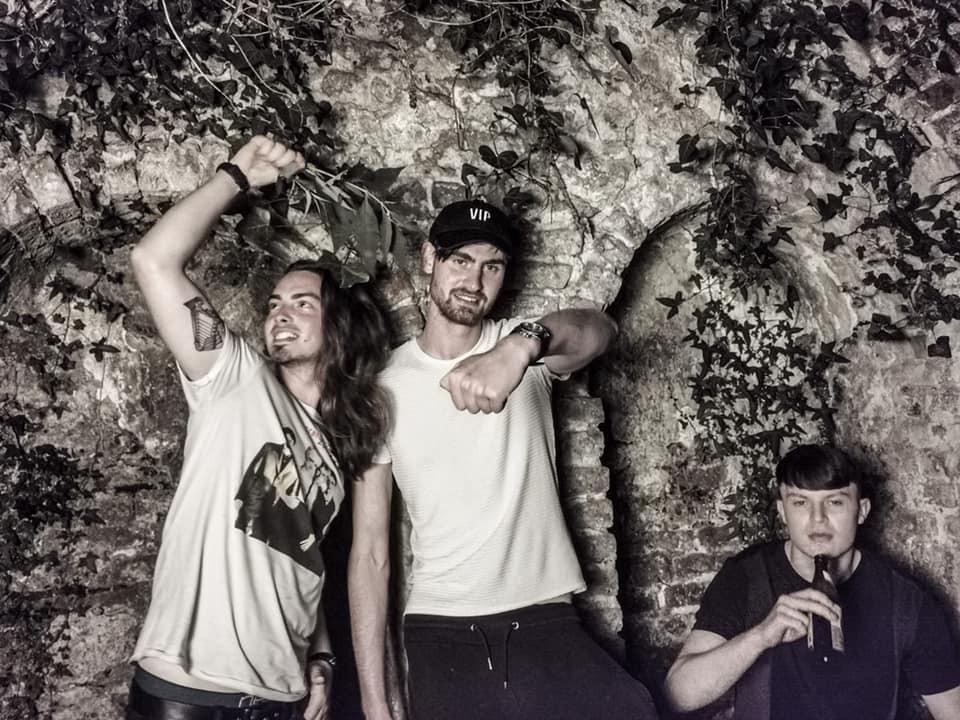 Limerick band Static Band