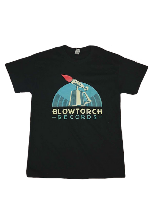 Blowtorch Records T-Shirt