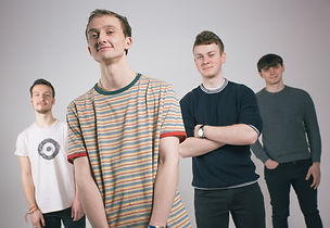 Image of Manchester band Daytime Lions