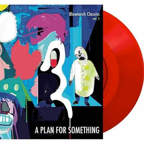 Pre-order the Blowtorch Records compilation LP in red vinyl.