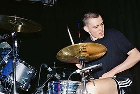 Turnstiles' drummer Luke Mulliez