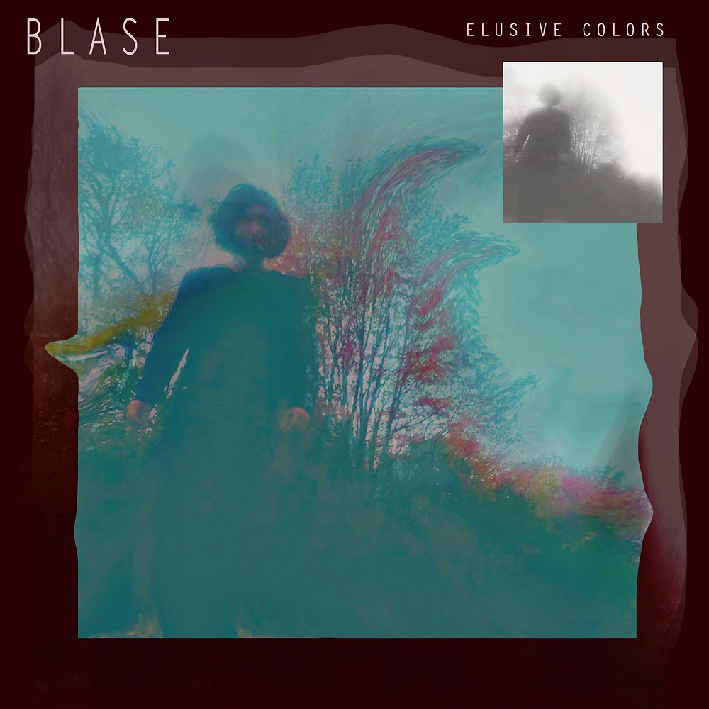 Cover art for Blase's Elusive Colors EP