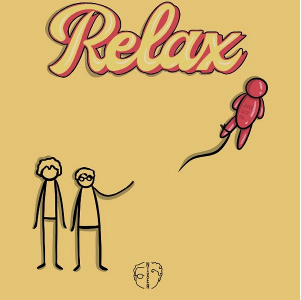 Cover of Nixer's single Relax