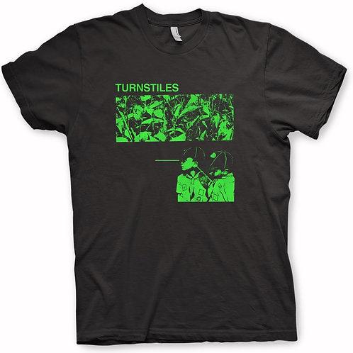 "Special offer - Turnstiles T-Shirt and pre-order 7"" vinyl EP"