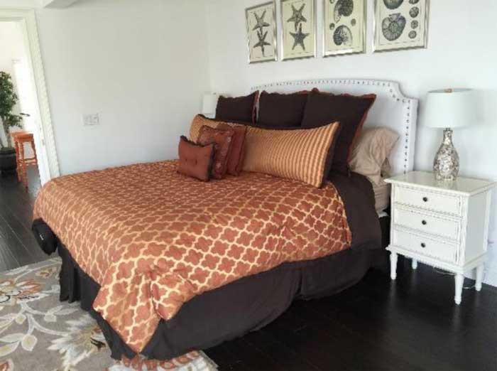 Chub Cay villa bedroom1