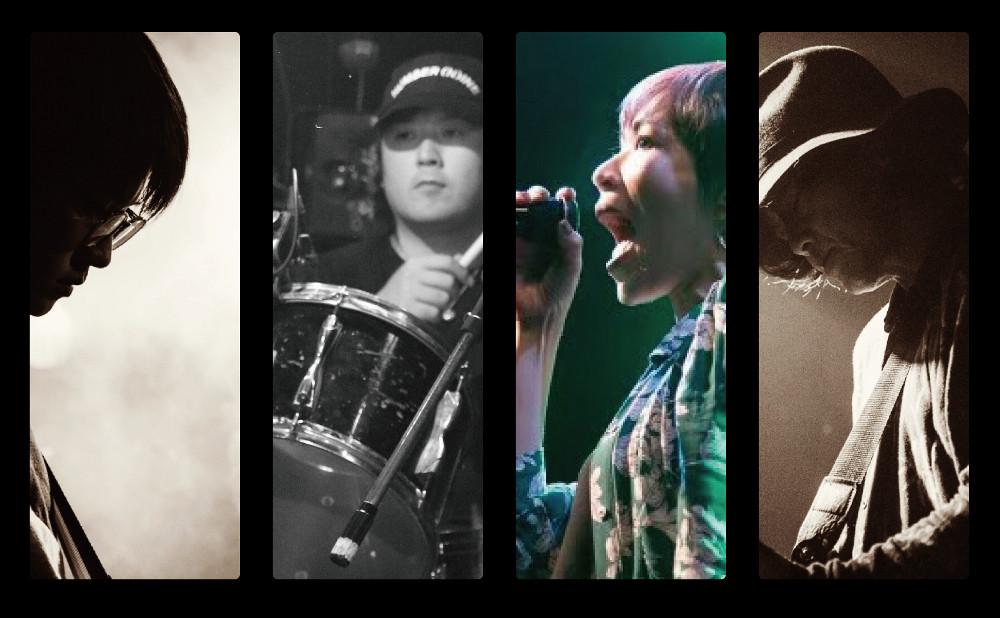 Tokyo band concrete twin
