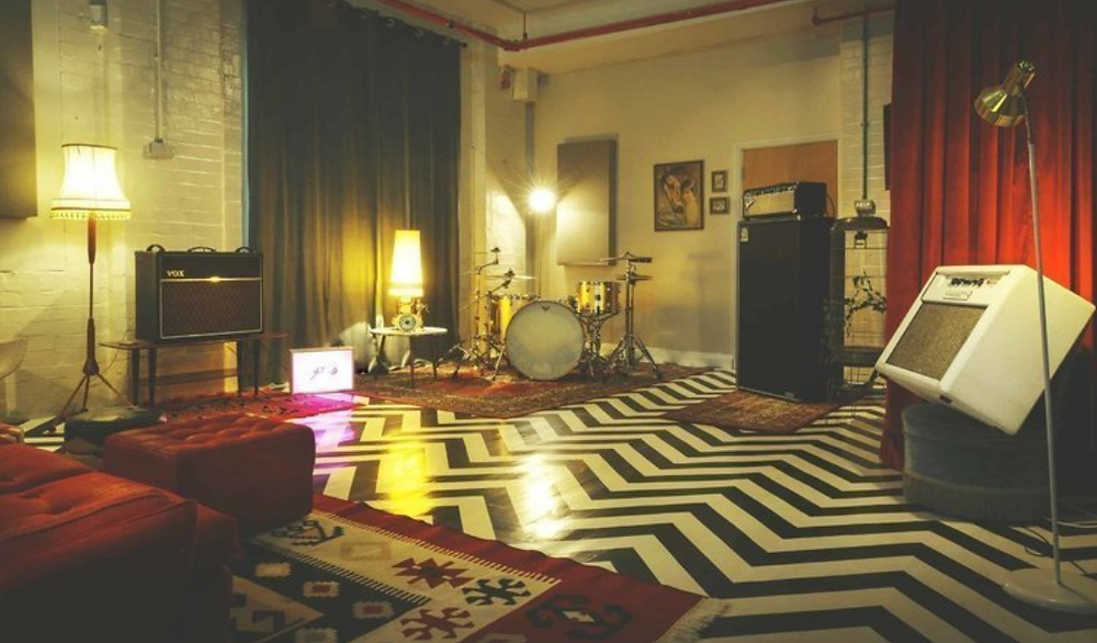 Galway rehearsal space