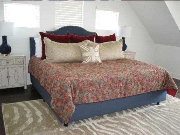 Chub Cay villa bedroom2