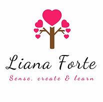 Logo for Finnish artist Liana Forte