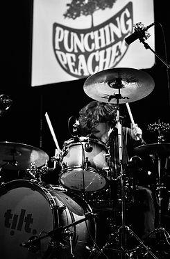 Naoise drums B&W.JPG
