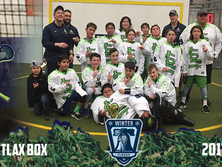 Sweetlax Box Teams Crowned Fusion Winter Classic Champions