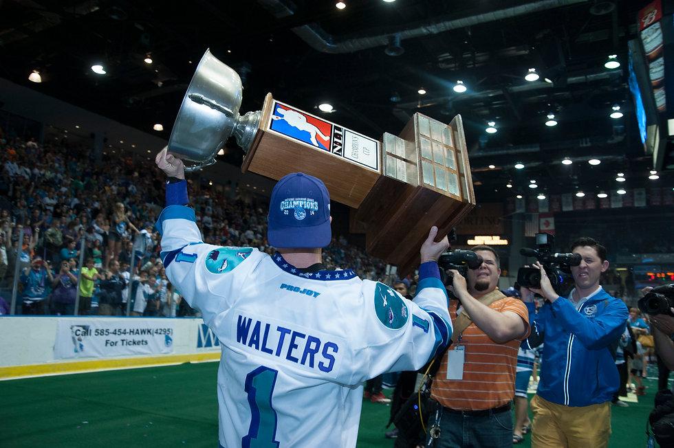 Joe Walters _ Rochester Knighthawks