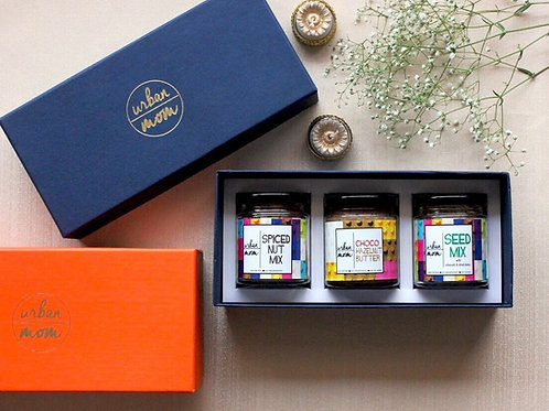 Gift Box - Set of 3 Assorted Jars