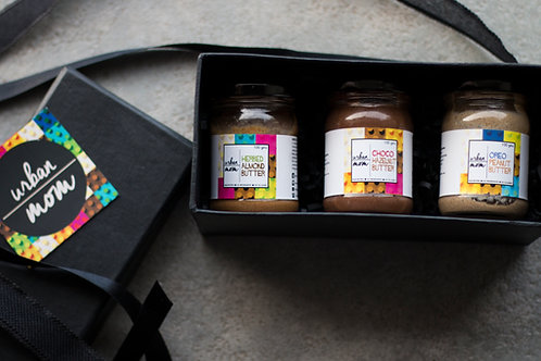 Gift Box - Set of 3 mini Nut Butters