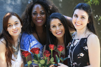 Encontro Terapêutico de Mulheres - círculo feminino